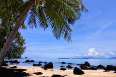 Paradis de Koh Mak Images stock
