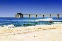 Paradis de la Floride Photos libres de droits
