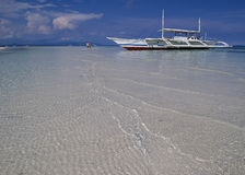 Paradis de mer Images libres de droits