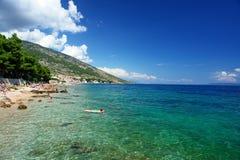paradis de plage photo libre de droits