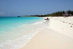 Paradis de plage photographie stock