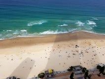 Paradis de surfers Photographie stock libre de droits