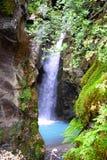 Paradis - fleuve Photographie stock