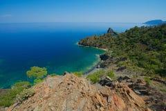 Paradis sur terre Photographie stock libre de droits