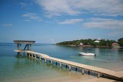 paradis tropical Photographie stock