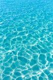 Paradis tropical d'été de réflexions de texture d'eau de mer images libres de droits