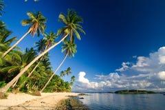 Paradis tropical de plage Photographie stock libre de droits