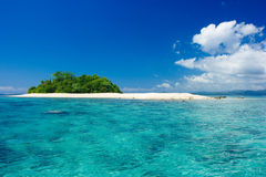 Paradis tropical de vacances d'île Images stock