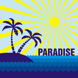 Paradise Royalty Free Stock Images