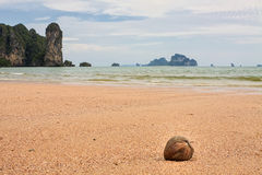 Paradise. Beach in Thailand.Andaman sea Stock Image