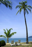 Paradise. In Pulau Langkawi, Malaysia royalty free stock image