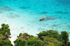 Paradise bay Stock Image
