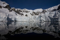 Paradise Bay, Antarctica. Royalty Free Stock Photos