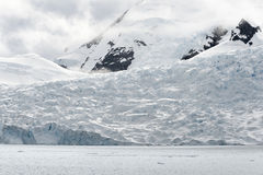 Paradise Bay, Antarctica Stock Photography