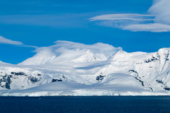 Paradise Bay Antarctica Royalty Free Stock Photos