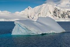 Paradise Bay Antarctica Stock Images