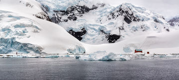 Paradise Bay, Antarctica Royalty Free Stock Photography