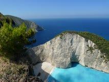 Paradise bay. Royalty Free Stock Images