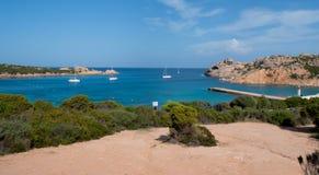 The paradise beach Royalty Free Stock Photography