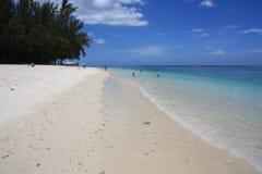 Paradise beach Royalty Free Stock Image