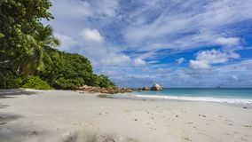 Paradise beach at anse lazio on the seychelles 82 Stock Images