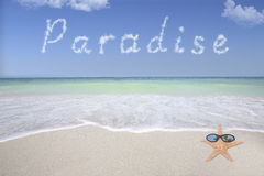 Paradise Beach Stock Photos