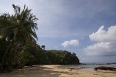 Paradise beach at Koh Libong, South Thailand Royalty Free Stock Photos
