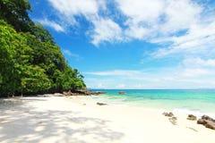 Paradise beach in Koh maiton island , phuket ,Thailand Royalty Free Stock Photography