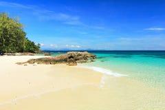 Paradise beach in Koh maiton island , phuket ,Thailand Stock Photos