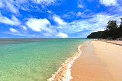 Paradise beach in Koh maiton island , phuket ,Thailand Stock Photos