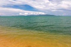 Paradise beach. Koh Samui, Thailand Stock Photography