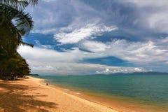 Paradise beach. Koh Samui, Thailand Royalty Free Stock Photography