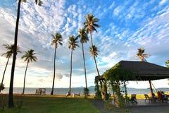 Paradise beach. Koh Samui, Thailand Royalty Free Stock Photos