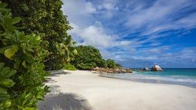 Paradise beach on the seychelles 20 Stock Photo
