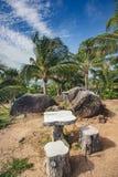 Paradise Beach Stock Images