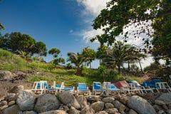 Paradise Beach Royalty Free Stock Photography