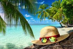 Paradise beach Royalty Free Stock Photos