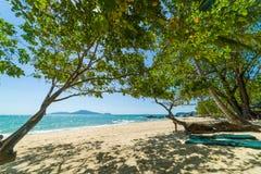 Paradise Beach at Surin Islands Royalty Free Stock Photos