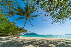 Paradise Beach at Surin Islands Stock Photography
