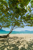Paradise Beach at Surin Islands Royalty Free Stock Photography