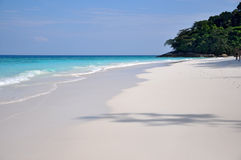 Paradise Beach at Ta chai Island Stock Photography