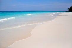Paradise Beach at Ta chai Island Stock Photos