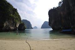 Paradise beach Thailand Stock Images