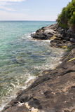 Paradise Beach, Thassos Island Royalty Free Stock Image