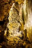 Paradise cave Dong Hoi, Quang Binh, Vietnam Stock Photo