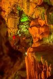 Paradise Cave Royalty Free Stock Photo
