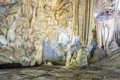 The Paradise cave at Phong Nha Ke Bang. Quang Binh province, Vietnam Stock Photo