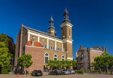 Paradise church in Rotterdam, Netherlands Royalty Free Stock Images