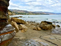 Paradise Cove Royalty Free Stock Photography