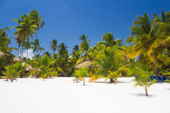 Paradise on earth Royalty Free Stock Image